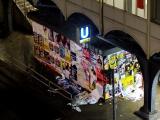 Plakatierung-Kunstlicht