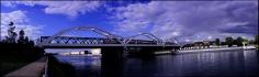 Konrad Adenauer Brücke Mannheim